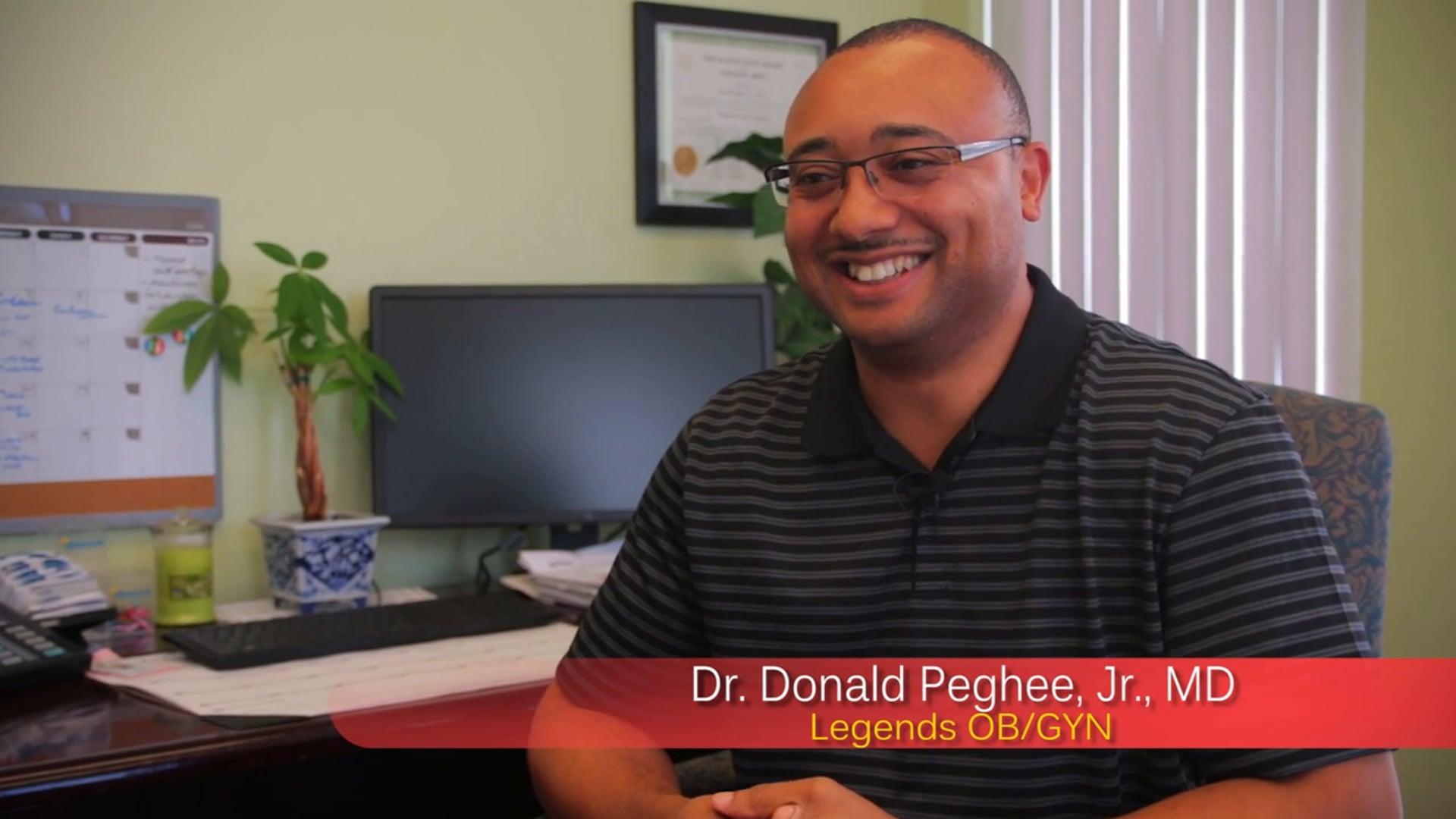 Dr. Donald Peghee