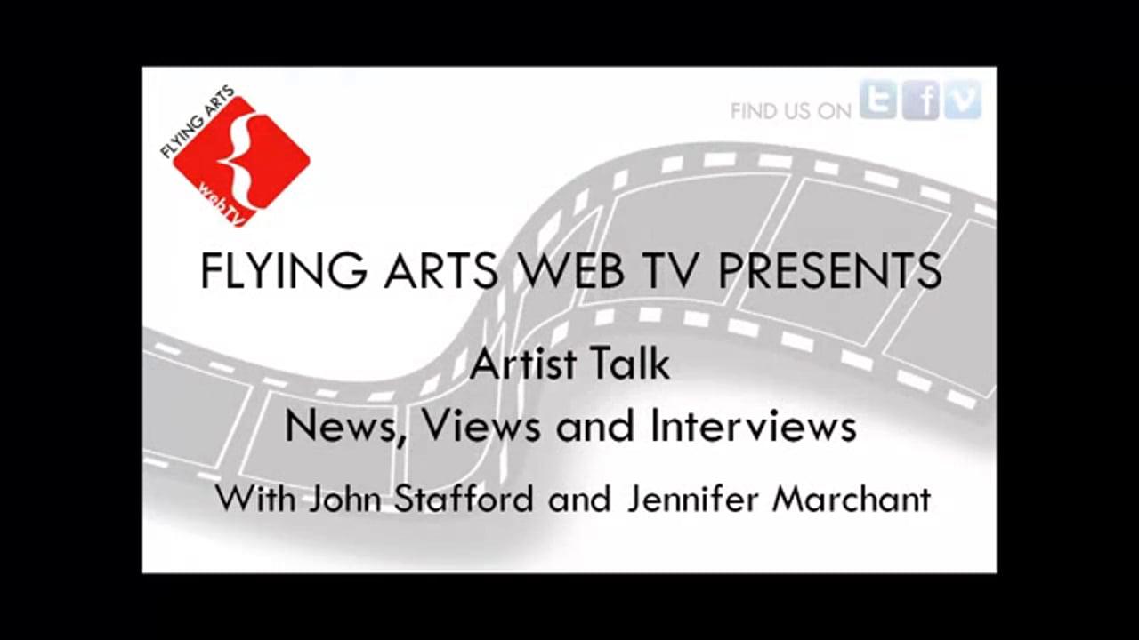 Artist Talk - John Stafford and Jennifer Marchant