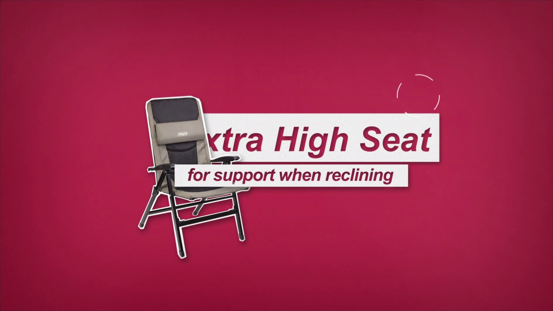 8 fold recliner chair web