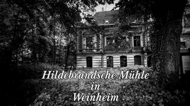 Hildebrandsche Mühle Weinheim