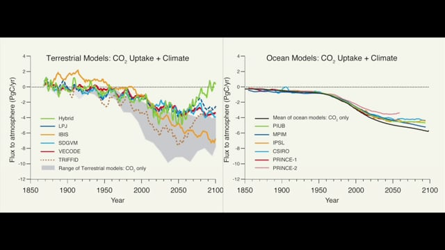 CCC 08 Carbon Uptake by the Land and the Ocean