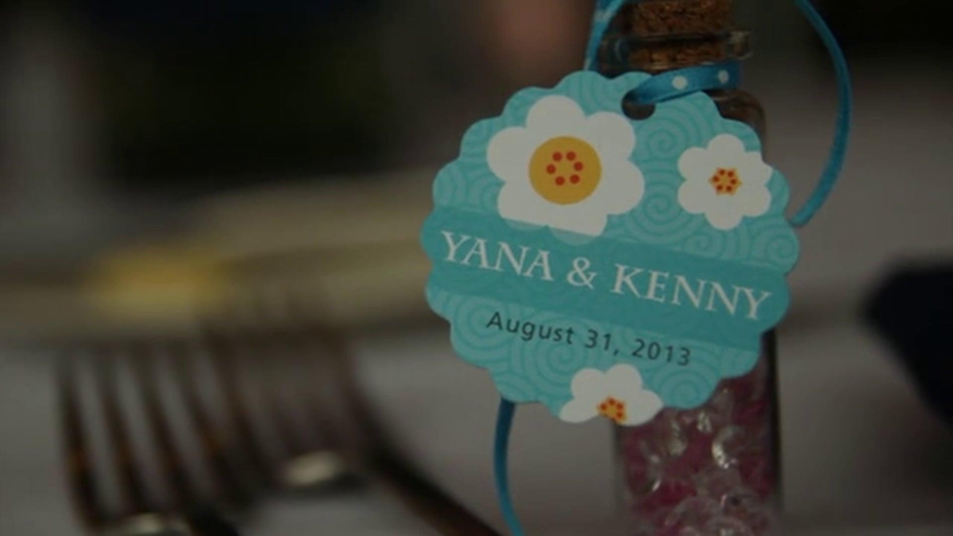 Wedding Day Highlights - Yana & Kenny