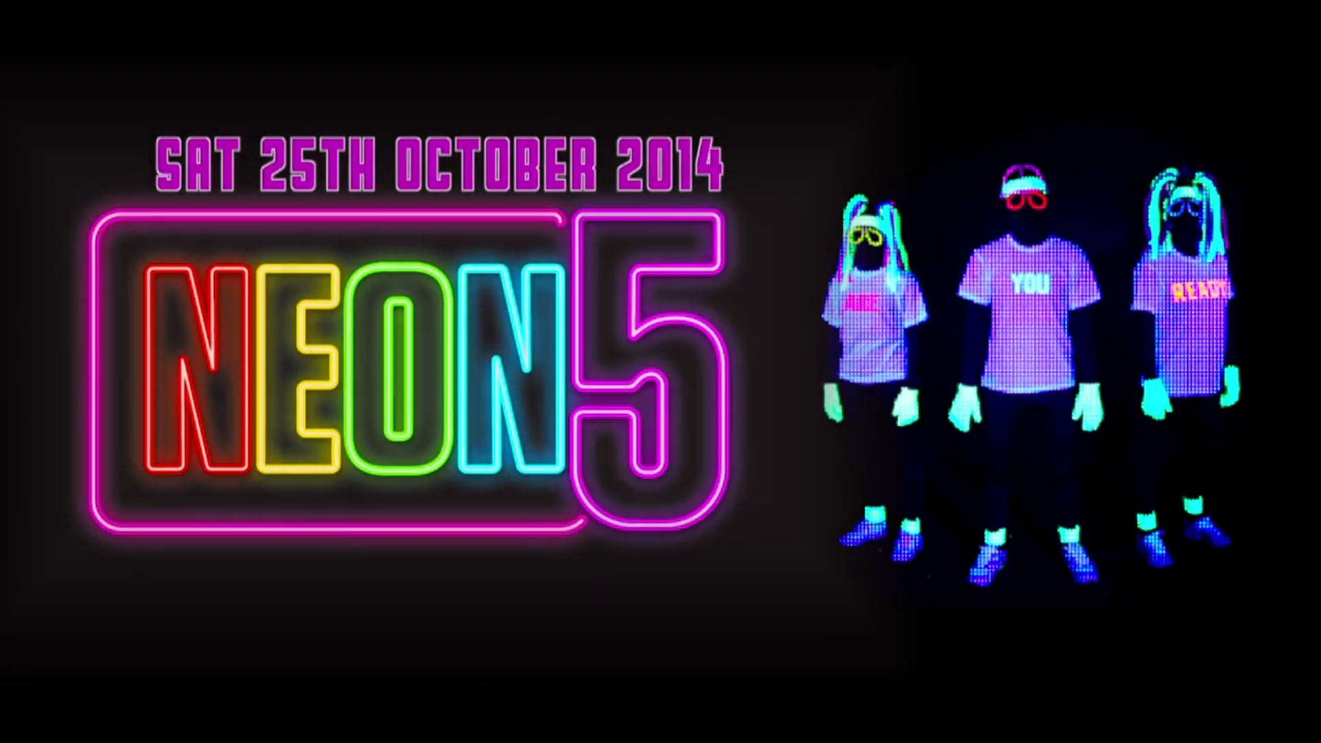 Neon 5 Promo