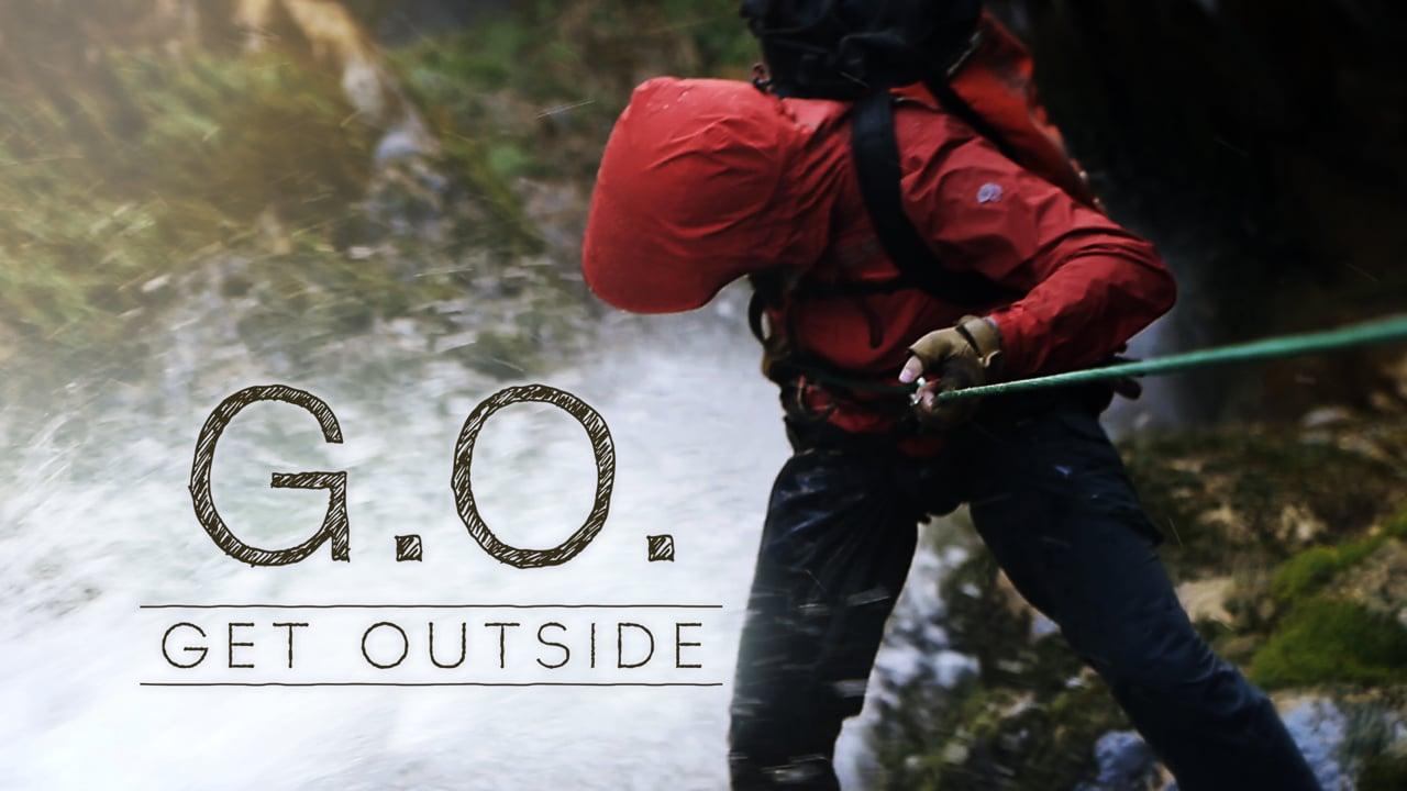 G.O. Get Outside - Canyoneering