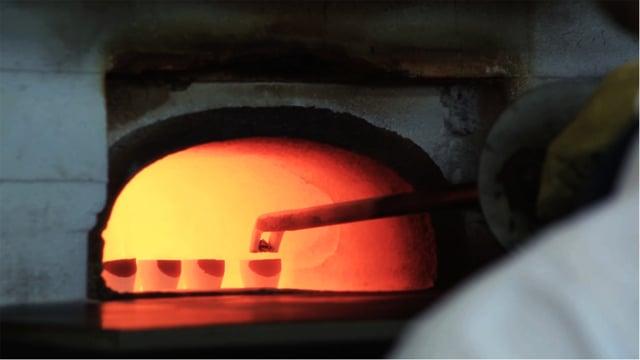 "KOOS EDELMETALLE: ""The glass smelter"" 2"