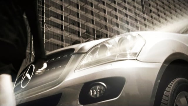 "DAIMLER AG: ""Mercedes-Benz brand movie"" 2"