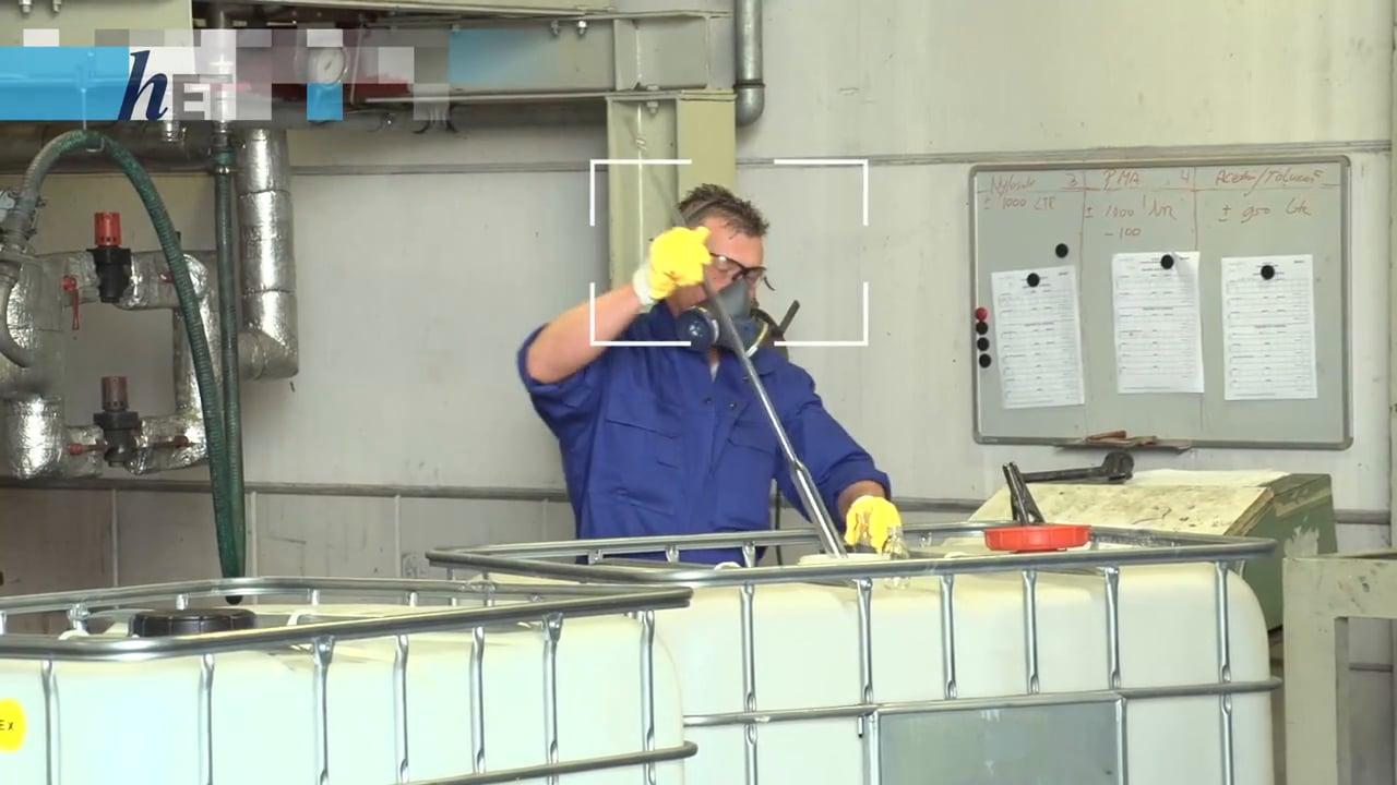 Uitzendbureau HET - Chemische sector