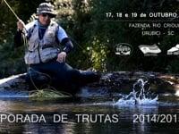 trout season in Brazil