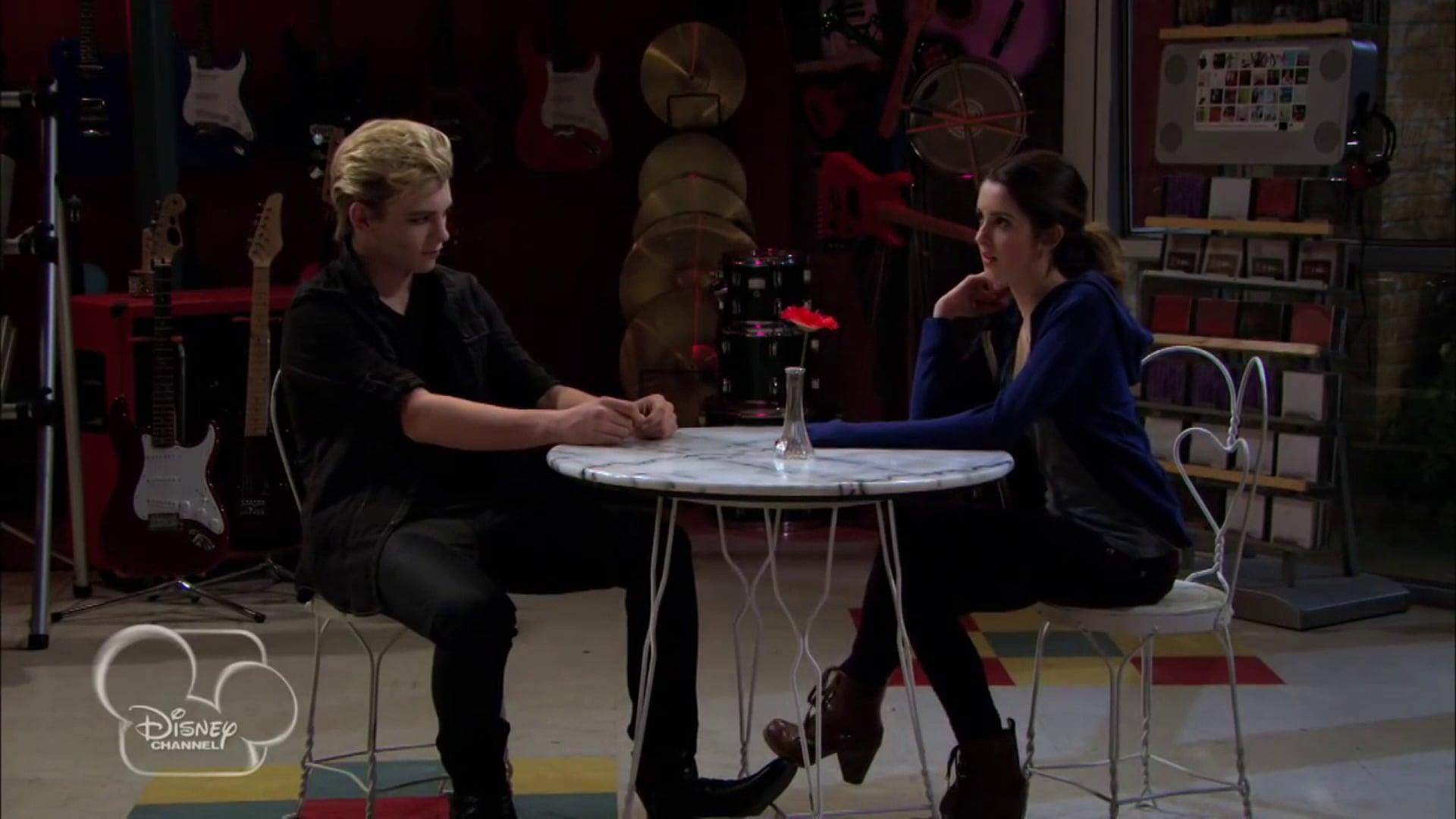Austin & Ally - The 2nd Kiss/Vampires
