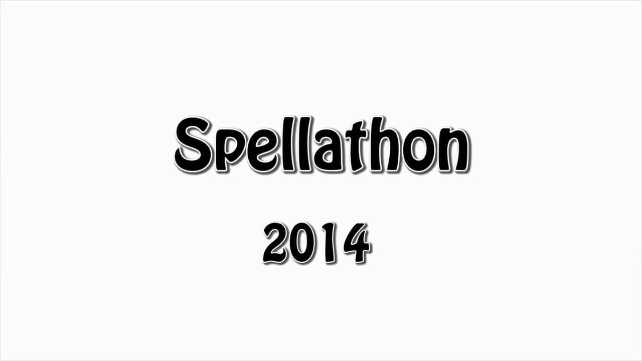 Spellathon 2014