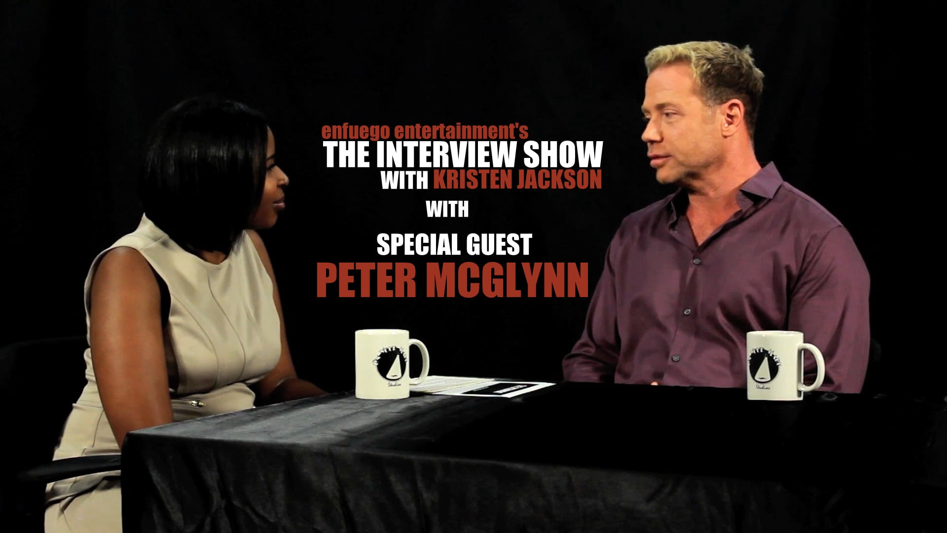 The Interview Show with Kristen Jackson 1.1 (Peter McGlynn)