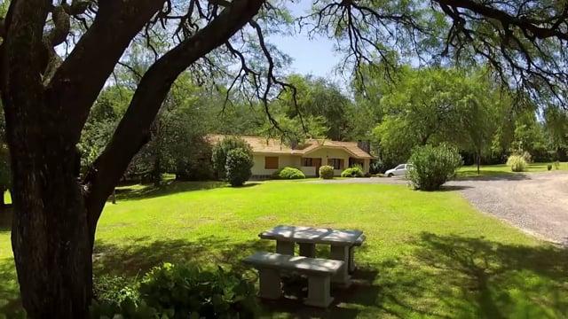 Cabañas Steinhaus en Villa General Belgrano