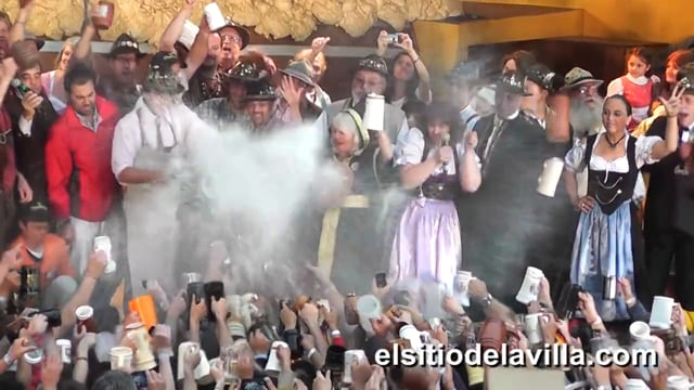 Fiesta Nacional de La Cerveza 2013 - Oktoberfest Argentina