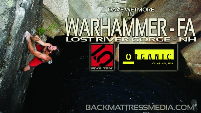 Warhammer FA – Lost River Gorge NH from Backmattress Media