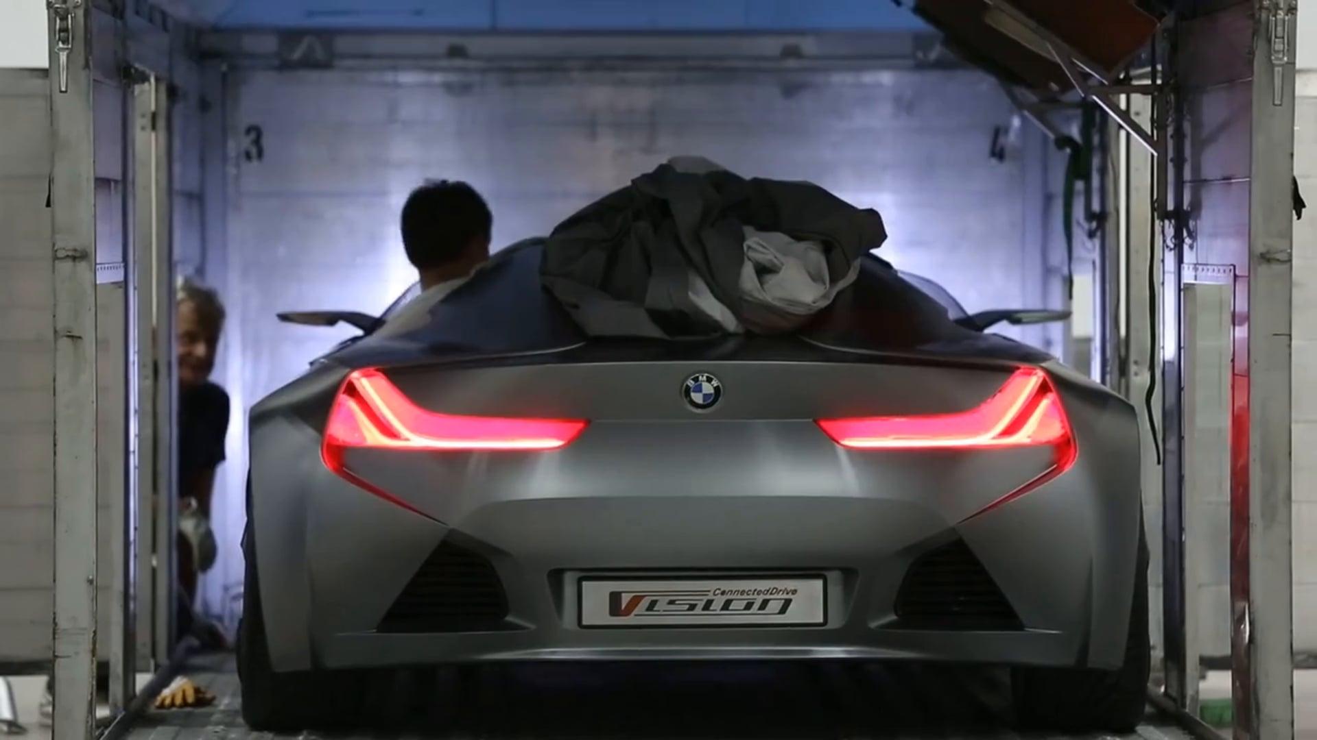 BMW World Event Singapore 2014