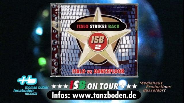 """TANZBODEN: """"Italo Strikes Back Vol.2"""" 2"""