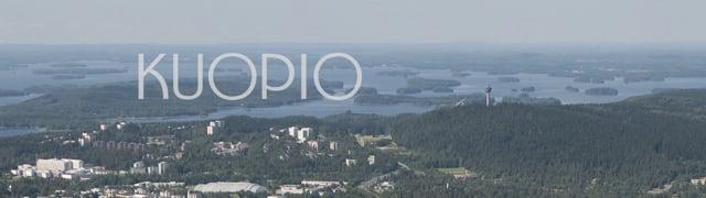 Kuopio in pictures – Four seasons / Kuopio kuvina  - Neljä vuodenaikaa