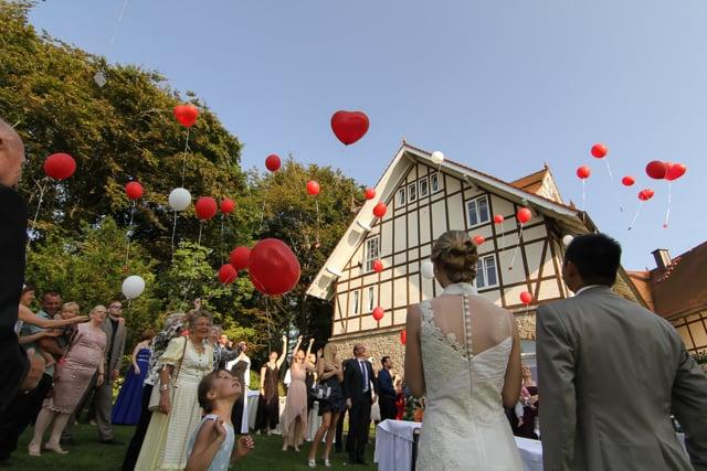 Vimeo Thumbnail - Das Hochzeitsvideo von Julia und Chim