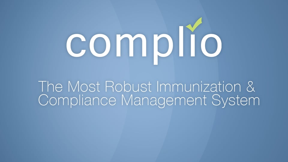 Complio – Compliance Tracking Made Easy