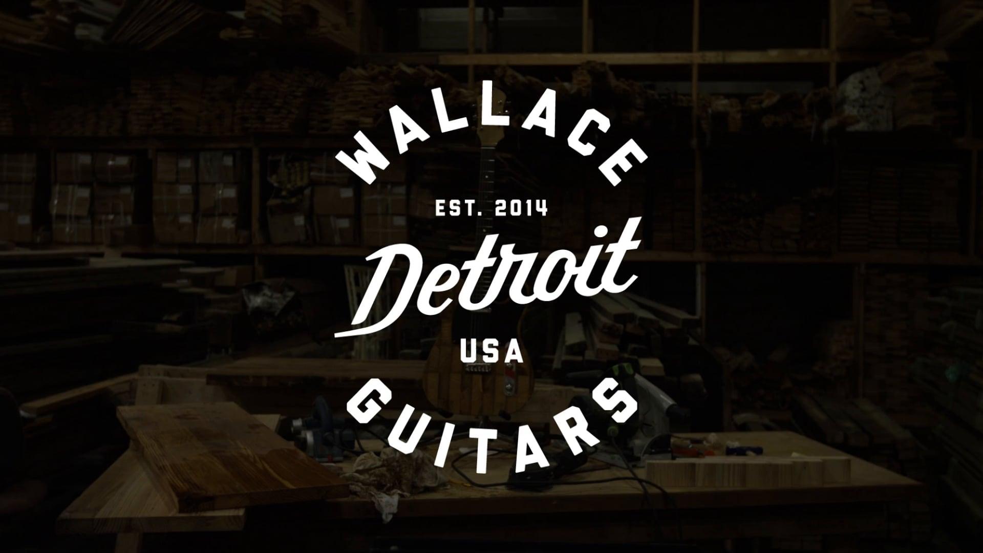 Wallace Detroit Guitars