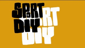 """Opening Titles for """"Sport DIY // Sport dal Basso"""" Documentary"""