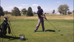 Angle Of Attack - Club To Ground