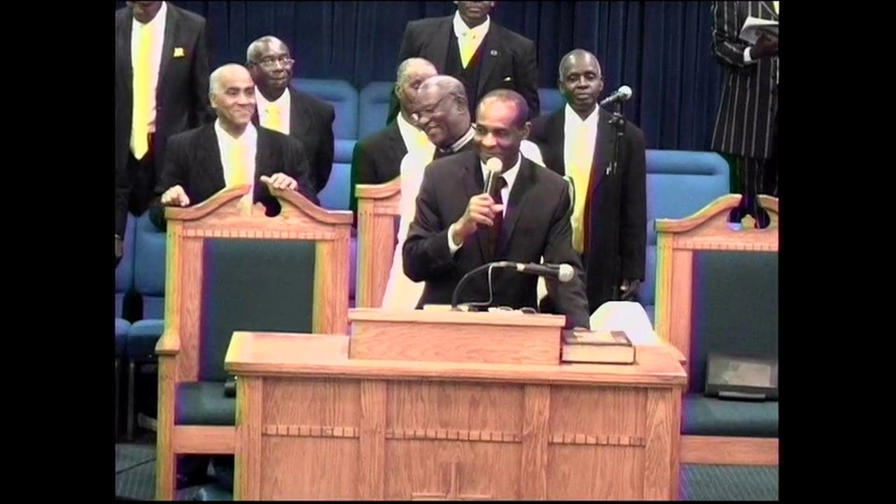 09-11-14, Elder Leon Bertram,The Power of Love