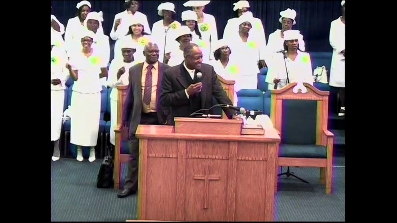 09-12-14, Bishop Monroe Saunders, Jr, Divine Arrangements