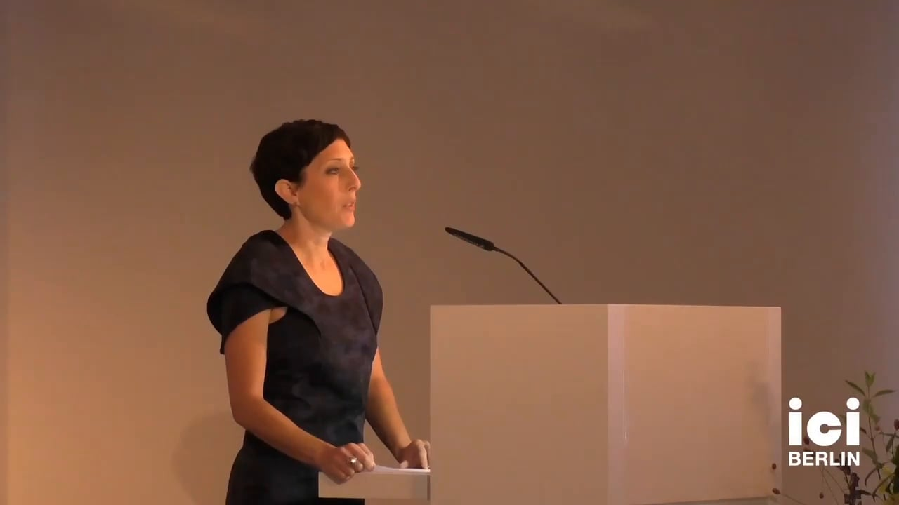 Lecture by Alana Lentin [2]