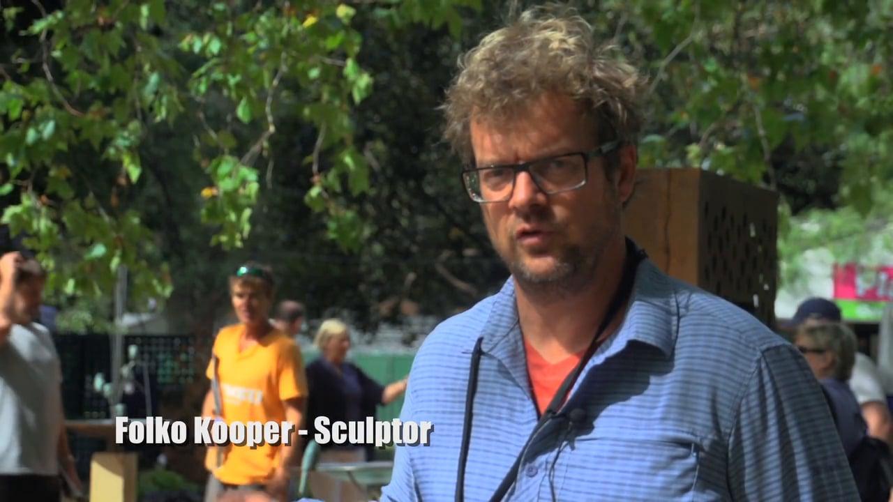 Folko Kooper at MIFGS 2014