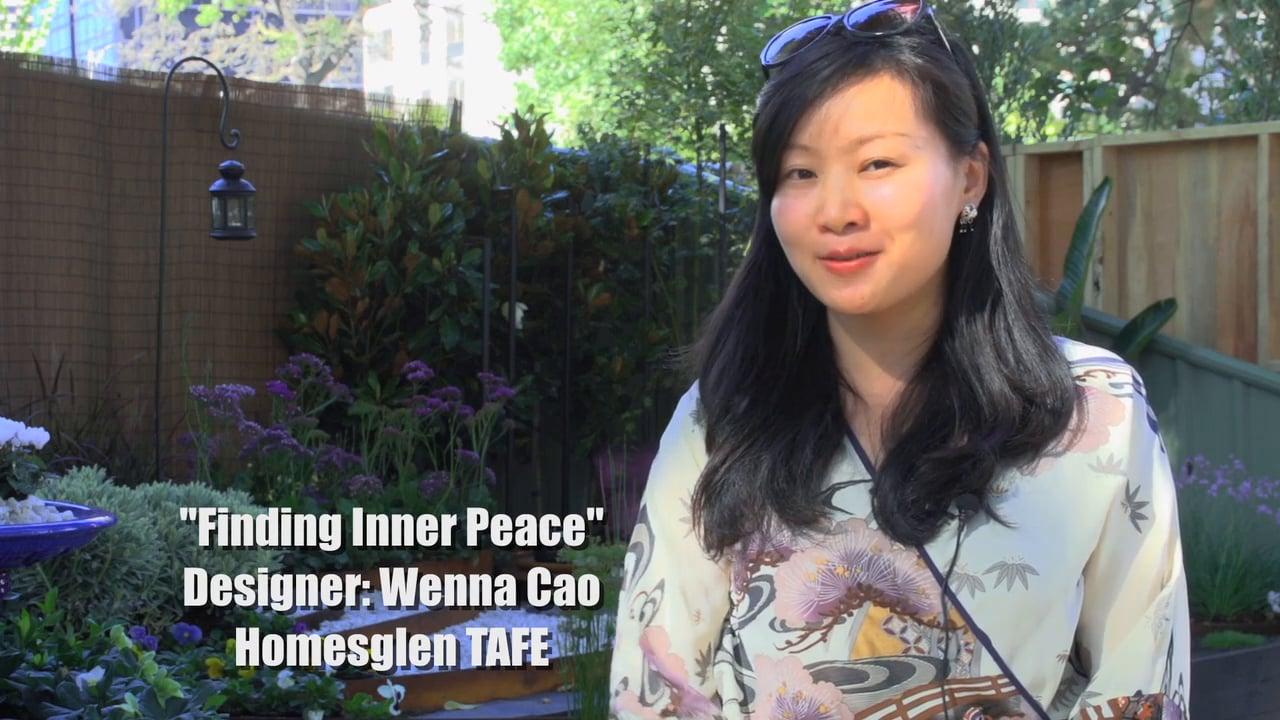 'Finding Inner Peace' By Holmsglen TAFE MIFGS 2014