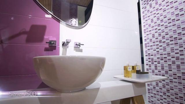 Porcelanite Dos - Serie 7500 Púrpura