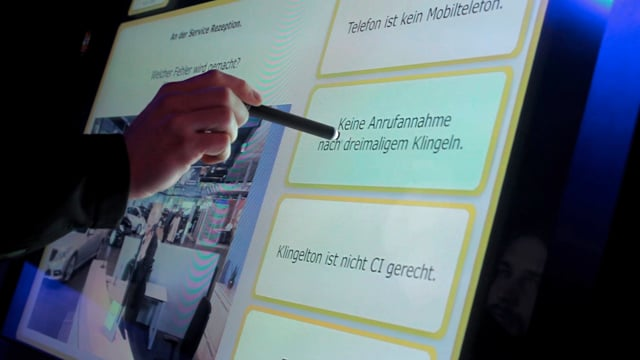"DAIMLER AG: ""Masters Of Behaviour Service 2012"" 2"