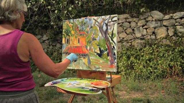 """Cézanne site """"Maison Maria"""""""