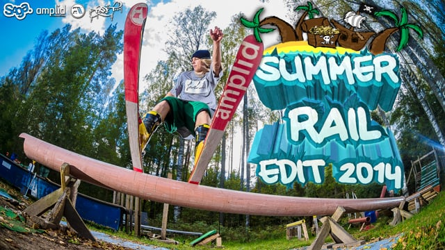 Kevin Salonius – Summer Rail Edit 2014 from Kevin Salonius