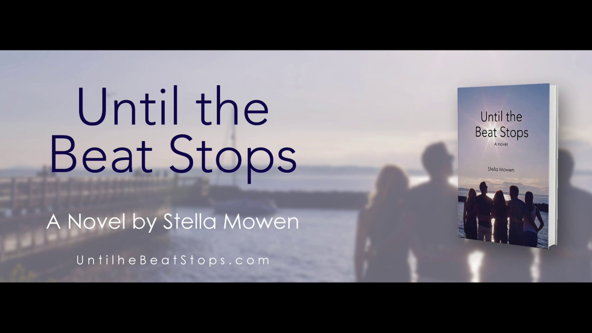 Author Book Promotion - Until The Beat Stops
