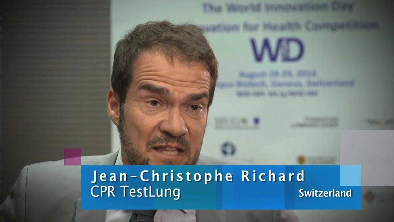 CPR TestLung Elevator Pitch
