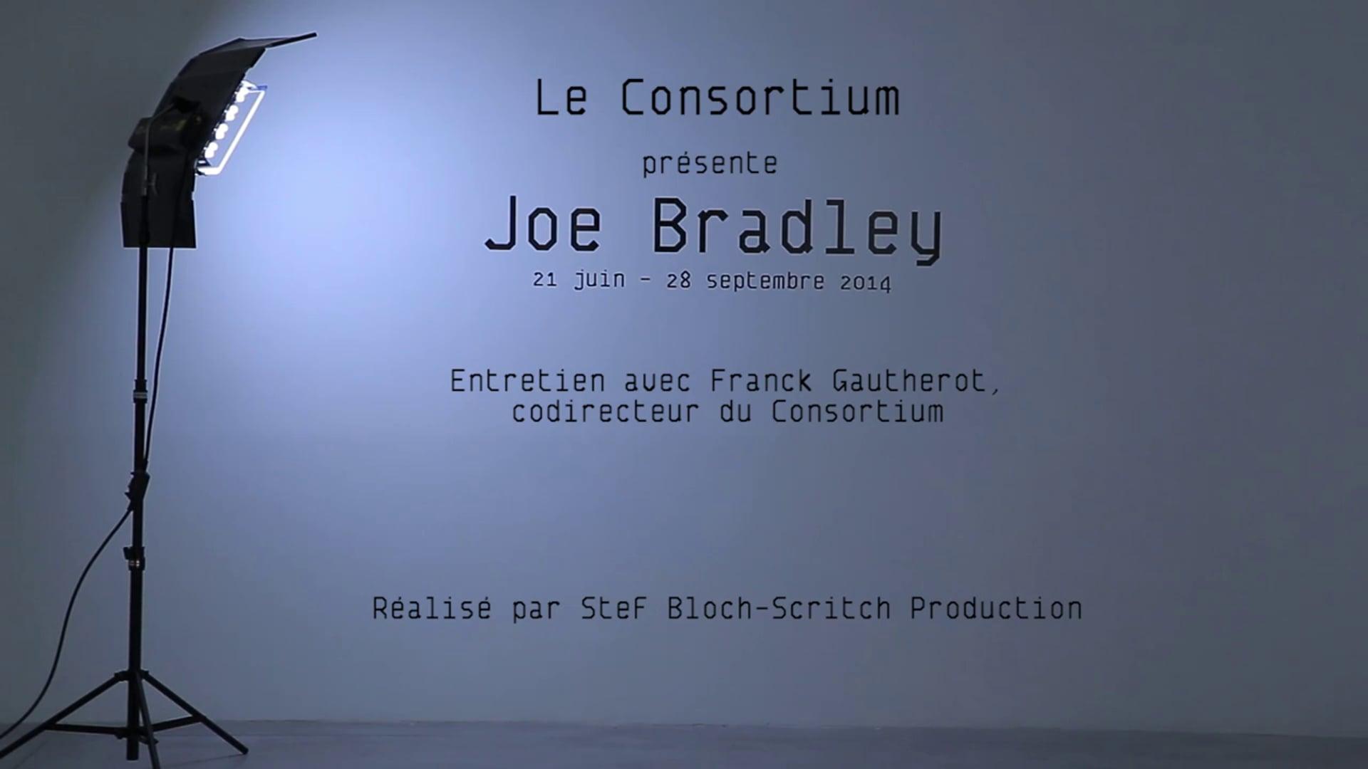 Portrait of an Artist - JOE BRADLEY (VOSTFR)