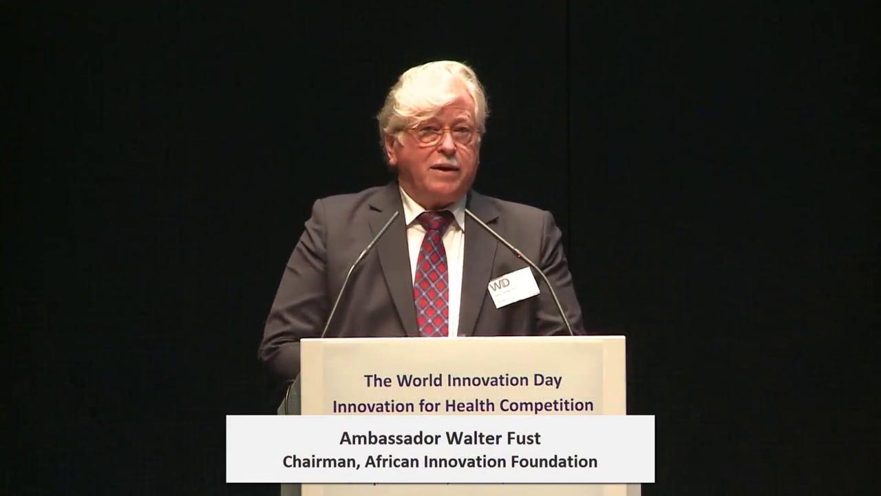 Closing Address by Ambassador Walter Fust