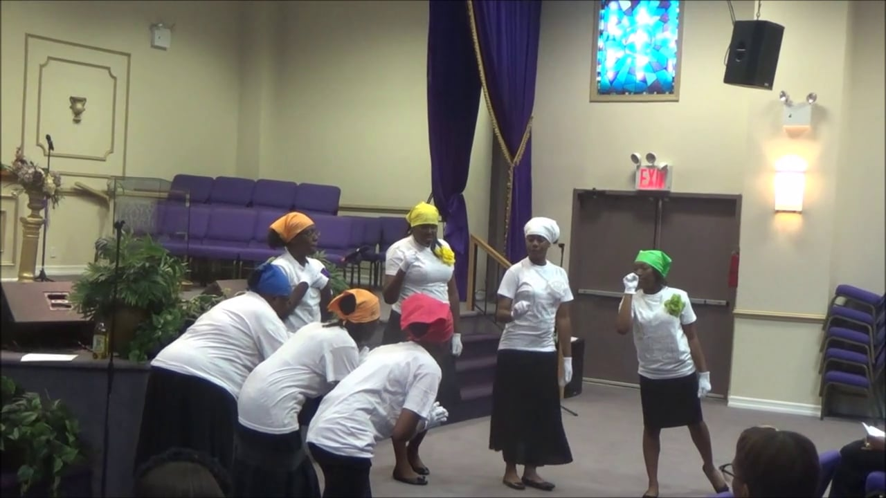09-13-14, Speech Chorale