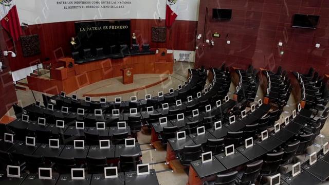 The Senate of Mexico