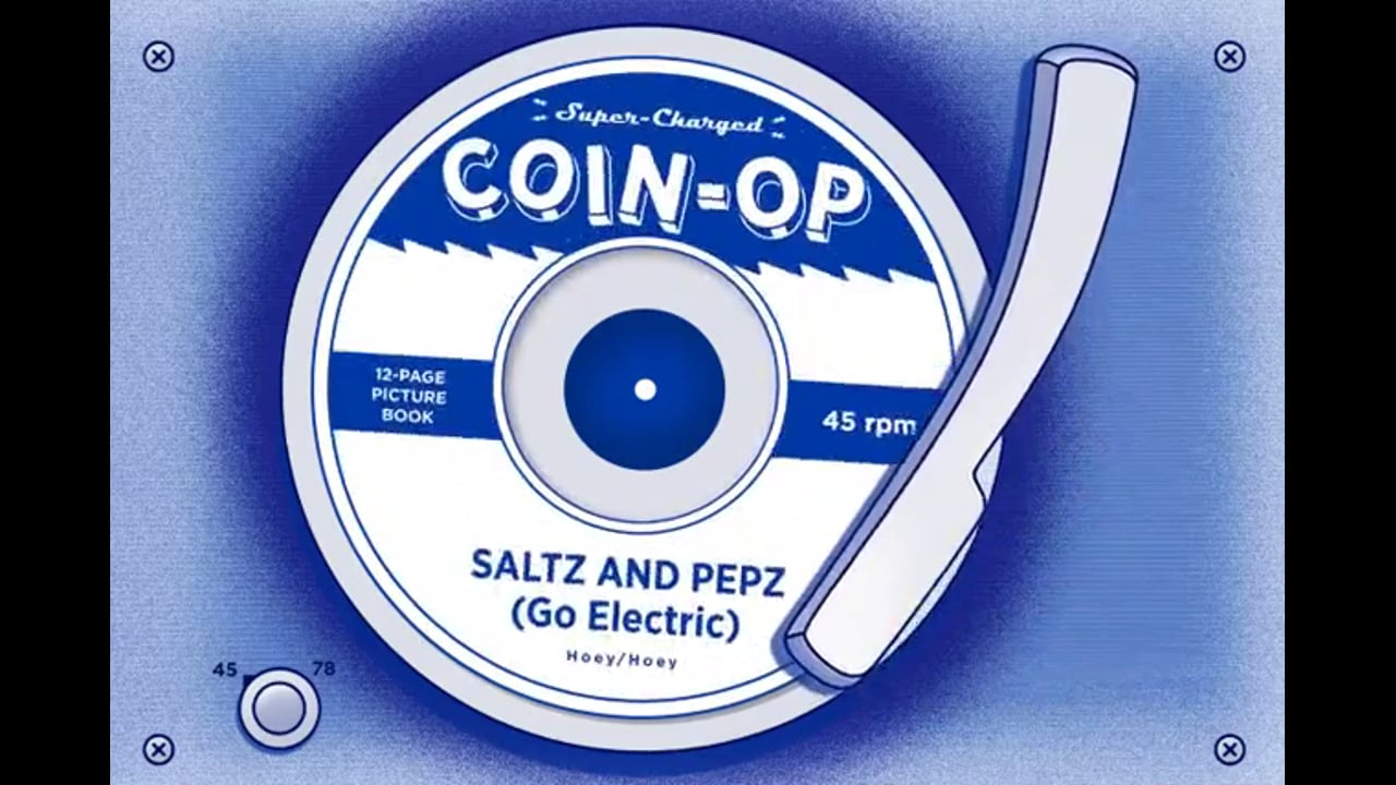 Saltz and Pepz ( Go Electric )