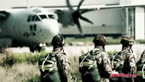 Trailer Paracadutismo 194°