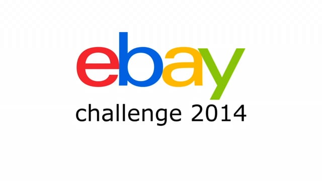 eBay Challenge 2014 V6 short til show reel