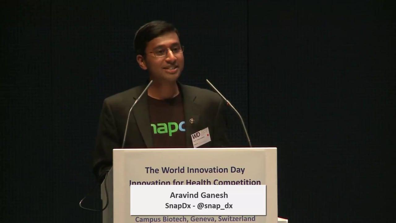 "SnapDx - ""Scientific Pitch"" - Day 1"