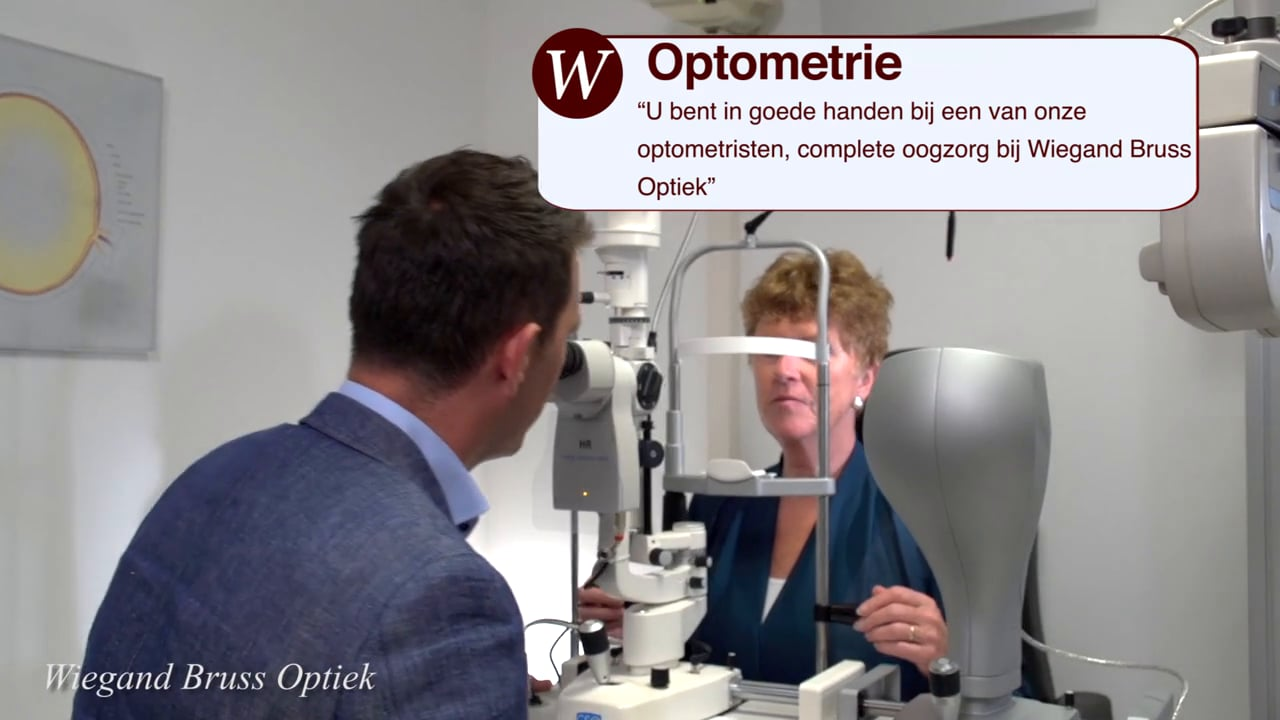 Wiegand Bruss Optiek - OPTOMETRIE