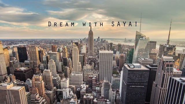 Dream with SAYA! (Final 2014 gala film with subtitles)