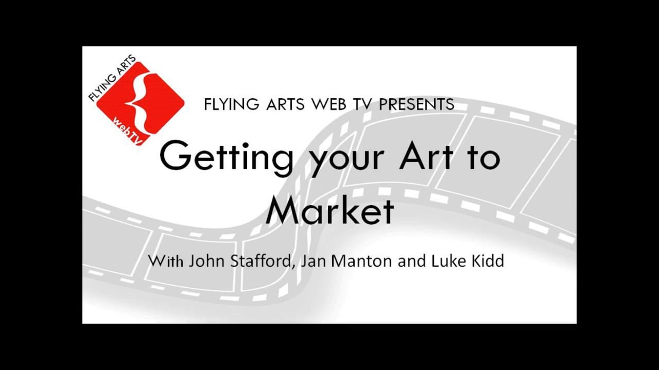 Getting your Art to Market