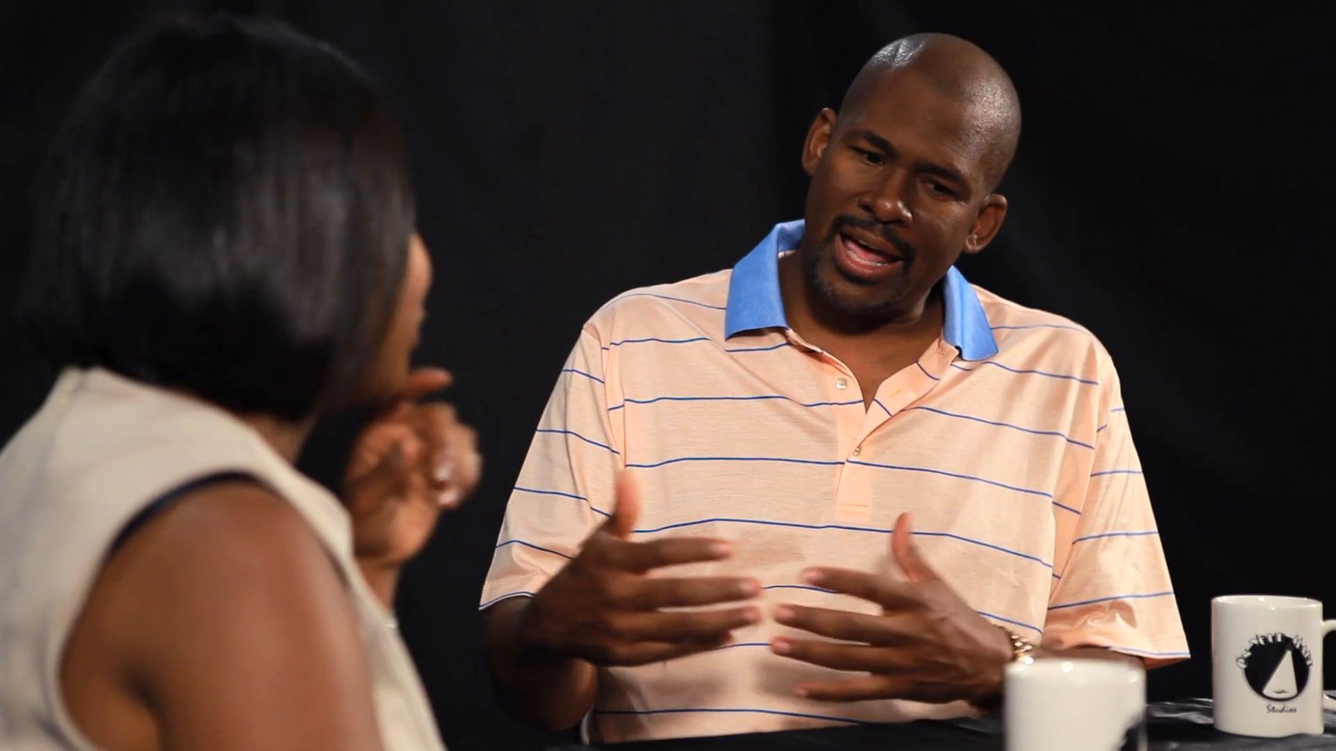 The Interview Show with Kristen Jackson - Guest MC Burton   Ep. 1.4
