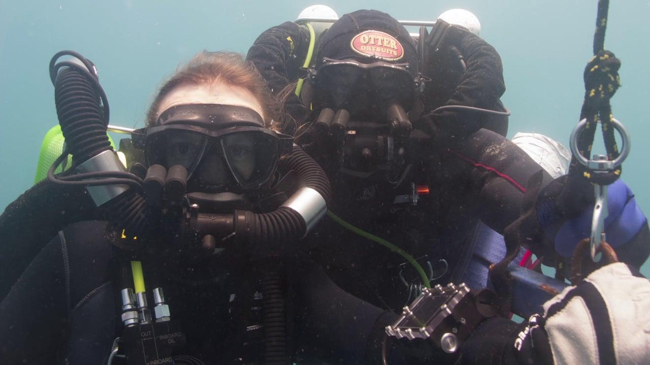 Rosalie Müller Dive Fest 2014